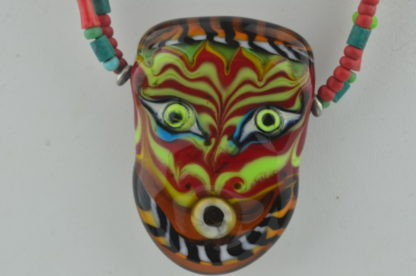 mask bead Necklace