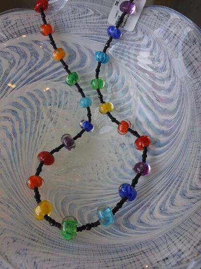 rainbow neck